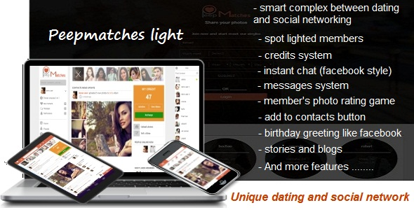 dating site script wordpress No matter what you try, what wordpress dating site plugins you add or themes you use, the engine and chassis beneath you are still not built.