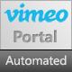Vimeo Automated Portal