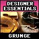 Designer Essentials Ultimate 3D Grunge Styles Vol.1