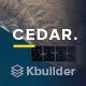 Cedar - Multipurpose Responsive Email Template + Builder