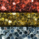 Red, Gold, Silver Glitter Background - GraphicRiver Item for Sale