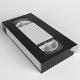 VHS Videotape Cassette