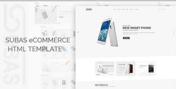 Electronics Store Templates from ThemeForest