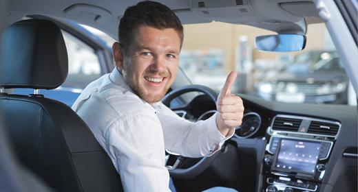 Choosing a car together