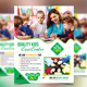Kids Care Center Flyer