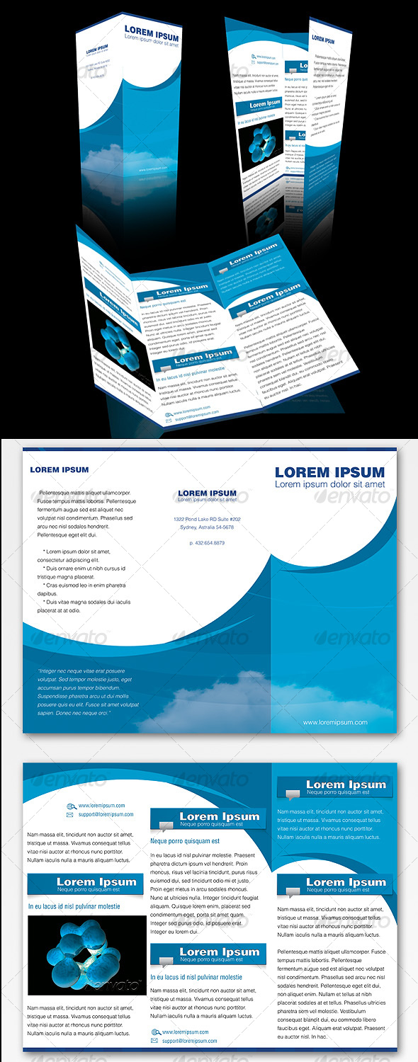 Pro TriFold - Corporate Brochures