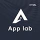AppLab - Premium App Landing Page HTML Version