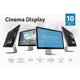 Cinema Display Mockup
