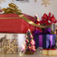 Holiday Gift Shopping - Stop Motion