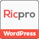 Ricpro - Multipurpose WordPress Theme