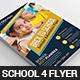 School Flyers Bundle