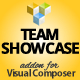 Clean Team Showcase Addon for Visual Composer