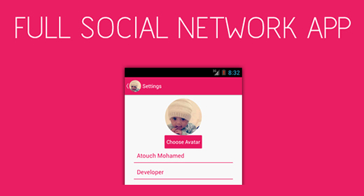 Integrating Social Media & Community into Mobile Apps