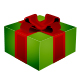 Christmas Box Icons - GraphicRiver Item for Sale