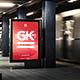 3D Underground / Subway Moc-Graphicriver中文最全的素材分享平台