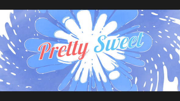 Pretty Sweet – 2D Animation Toolkit (Cartoons) After Effects