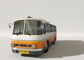 Bus antique.