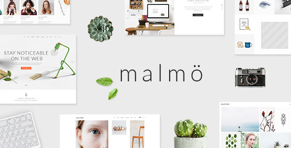 Download Malmö - A Charming Multi-concept Theme nulled download