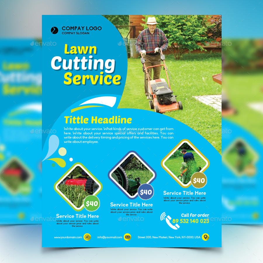 gardener mowing lawn mower flyer by design station graphicriver gardener mowing lawn mower flyer commerce flyers middot preview image set 01 preview1 jpg