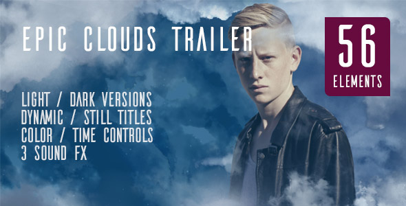Download Epic Clouds Trailer nulled download