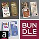 DL / Rack Card Bundle