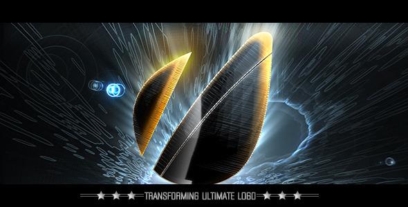 VideoHive Transforming Action Logo 1816787