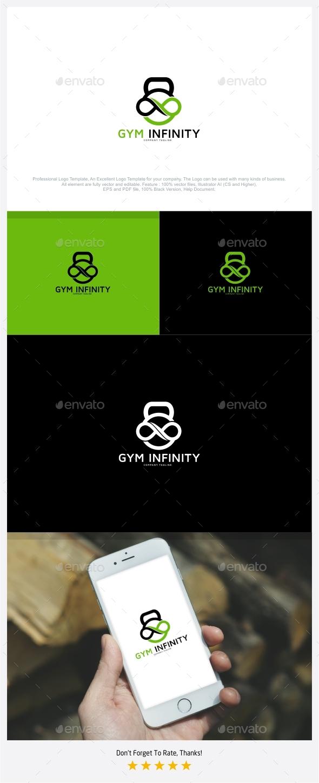 Gym Infinity Logo