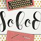 Sobod Typeface