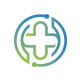 Health Tech Logo Template