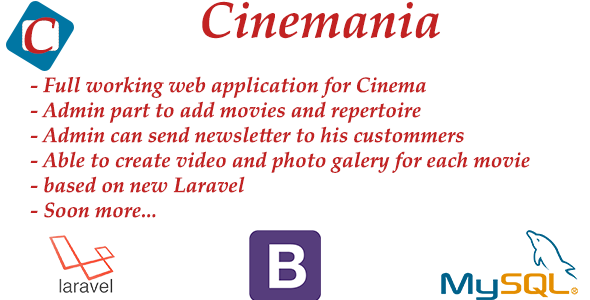 Download Cinemania nulled download