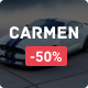 Carmen - Car Dealership WordPress Theme