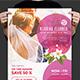 Wedding Planner Flyer