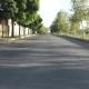 Flight Over The Empty Street
