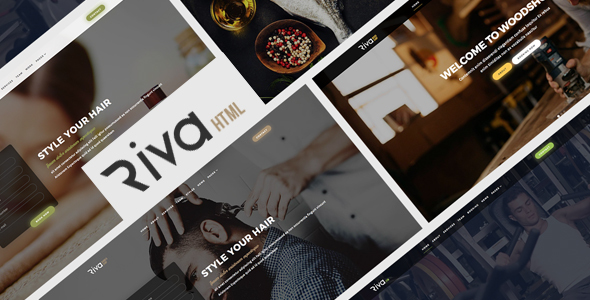 Riva - Multipurpose Booking for Small Businesses