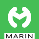 Responsive WooCommerce Theme - Marin