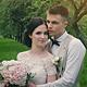 Stylish Groom Embracing Young Bride
