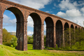 Lowgill Viaduct in Yorkshire Dales National Park
