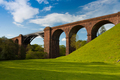 Lune viaduct  in Yorkshire Dales National Park, Great Britain