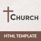 Church - Non-profit HTML Template