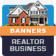 Real Estate Business Banner Ads - HTML5 Animated GWD