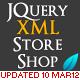 JQuery XML Store Shop