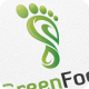 Green Foot - Logo Template