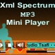 Xml Spectrum MP3 Mini Player - ActiveDen Item for Sale