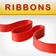 Fun At Work Ribbons - Twirls - GraphicRiver Item for Sale