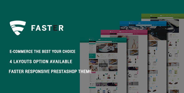 Download Faster - Responsive Prestashop Theme nulled download