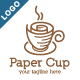 Paper Cup Logo