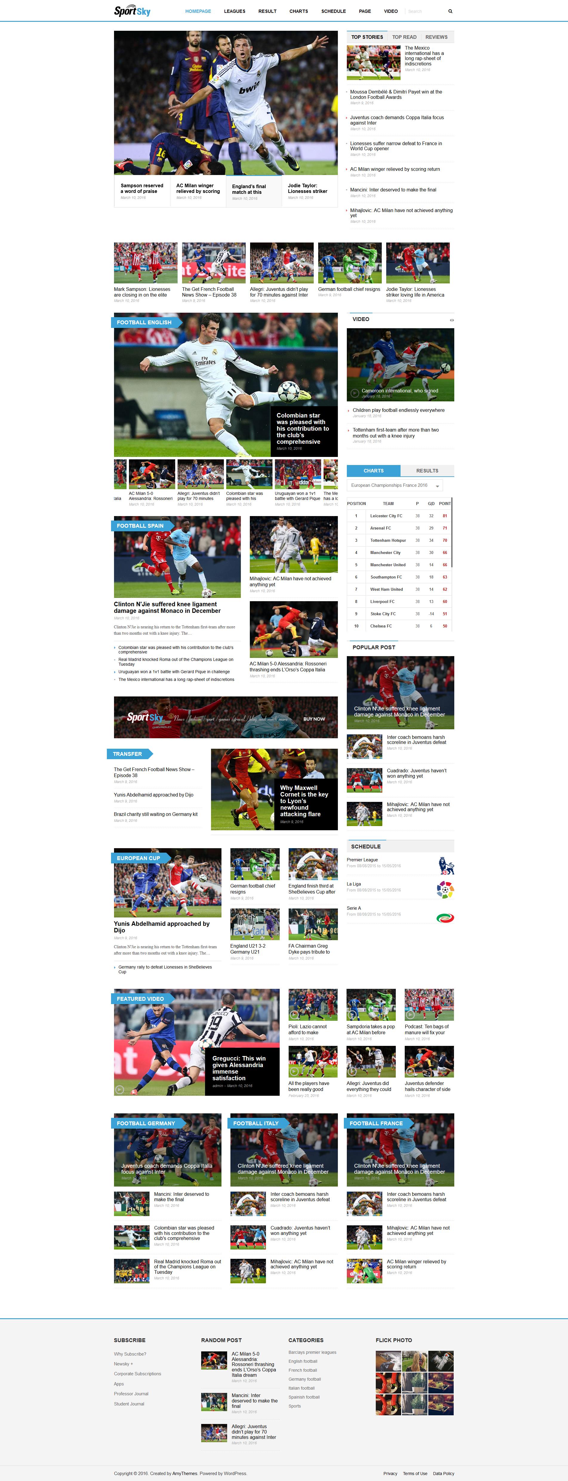 Google chrome themes juventus - Amynews News Magazine Fashion Game Sport Theme