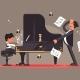 Piano Tutor Teaches Boy