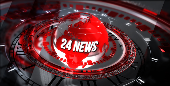 Download 24 Broadcast News - Complete Package nulled download