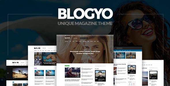 Blogyo - Multipurpose Magazine Theme